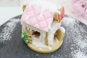 ミニチュアお菓子の家を作ろう!